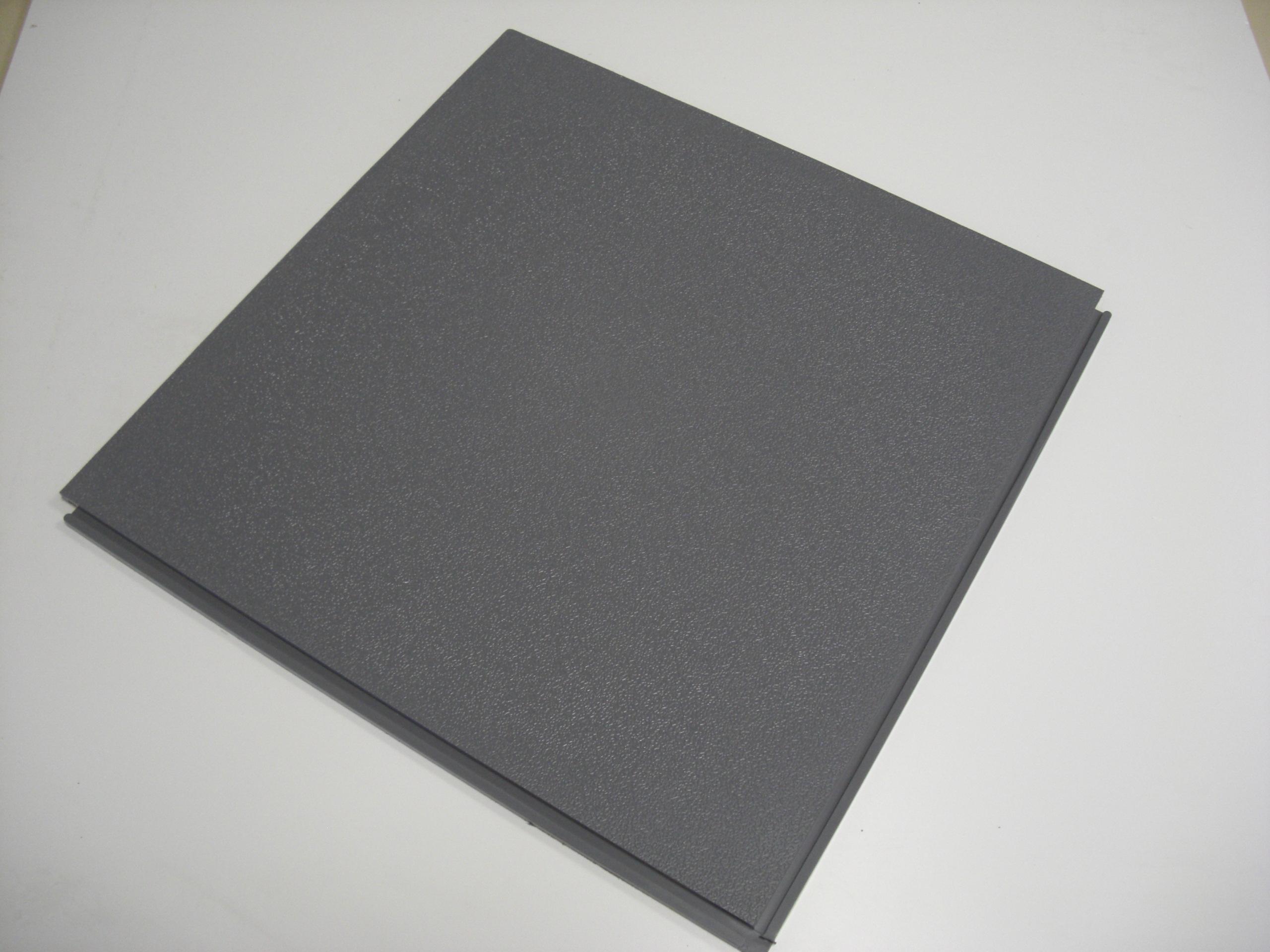 Pvc Tegels Garage : Mv st grijs pvc vloertegels ideaal voor uw garage en of