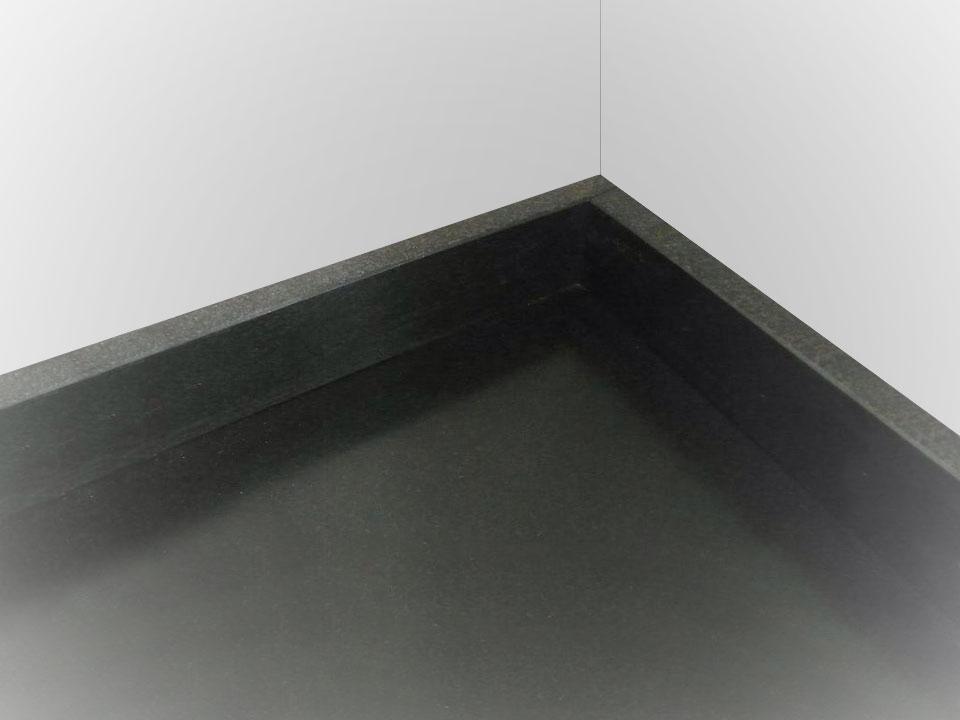 Bedrijfsvloeren uitgevoerd met pvc vloertegels